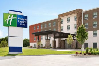 Holiday Inn Express-Stes Grand Rapids S.