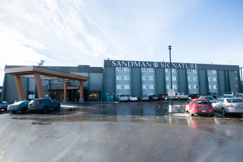 Sandman Signature Lethbridge Lodge