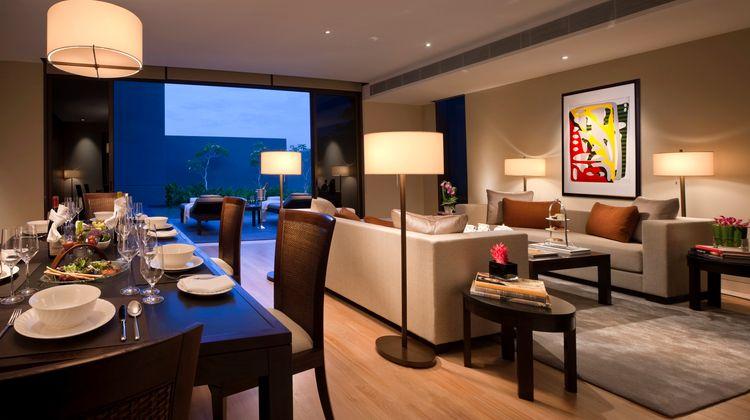 Capella Singapore Restaurant