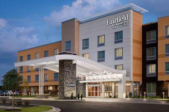 Fairfield Inn & Suites Knoxville Clinton