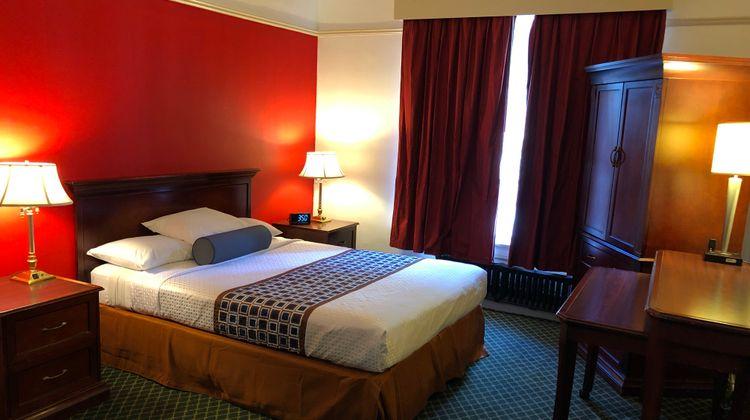 Union Square Plaza Hotel Room