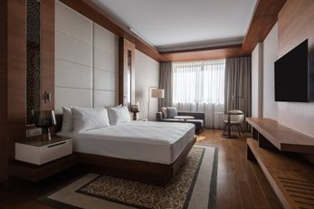 Algiers Marriott Hotel Bab Ezzouar