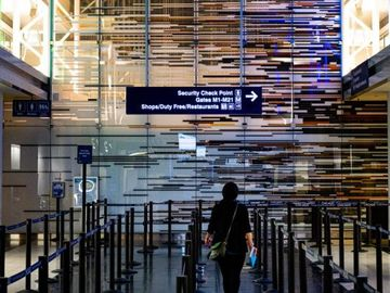 Innovation chief envisions big future for AI and biometrics at U.S. airports