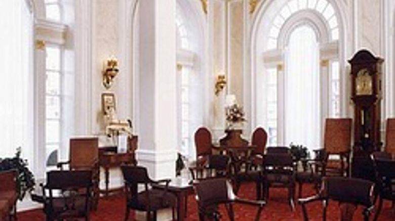 Beresford Arms Hotel  and  Suites Lobby