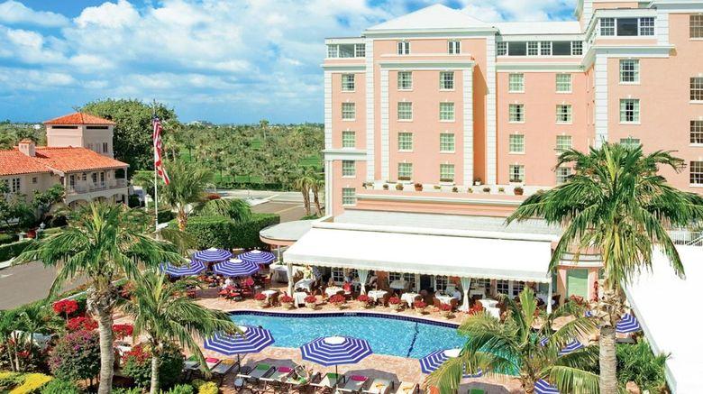 The Colony Hotel Exterior
