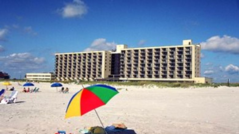 Shell Island Oceanfront Suites Hotel Exterior