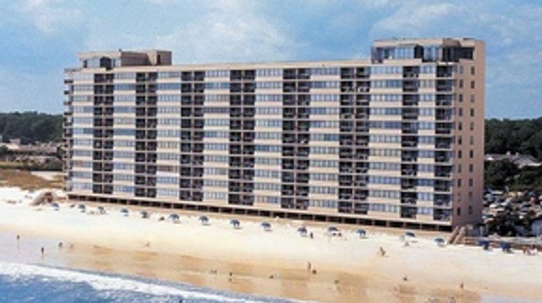 Sands Beach Club Resort Exterior