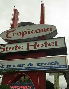 Tropicana Suite on Robson