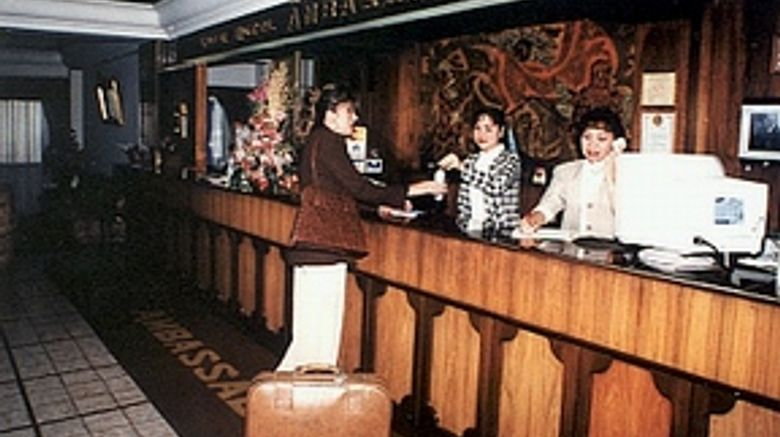 Gran Hotel Ambassador Lobby