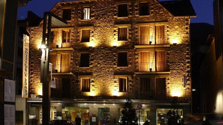 Hotel de lIsard Exterior