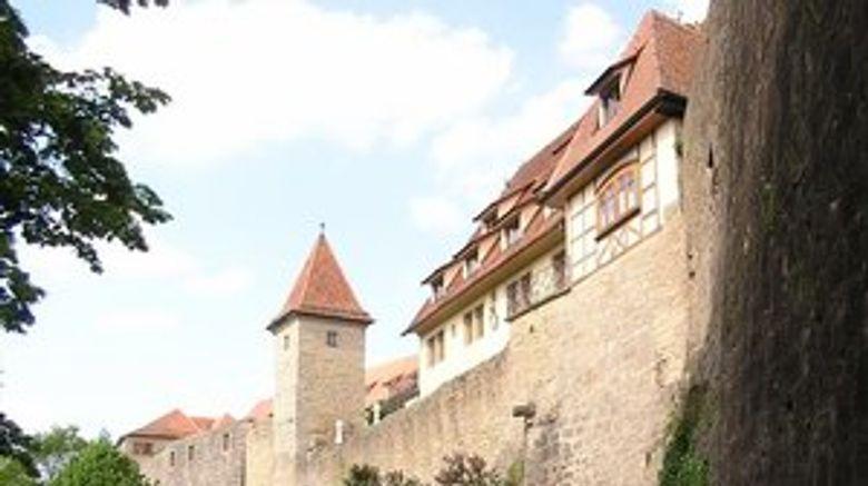 Burg Hotel Exterior