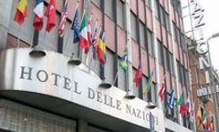 Hotel Delle Nazioni Milan