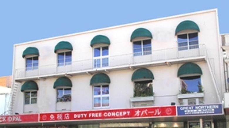 The Abbott Boutique Hotel Exterior