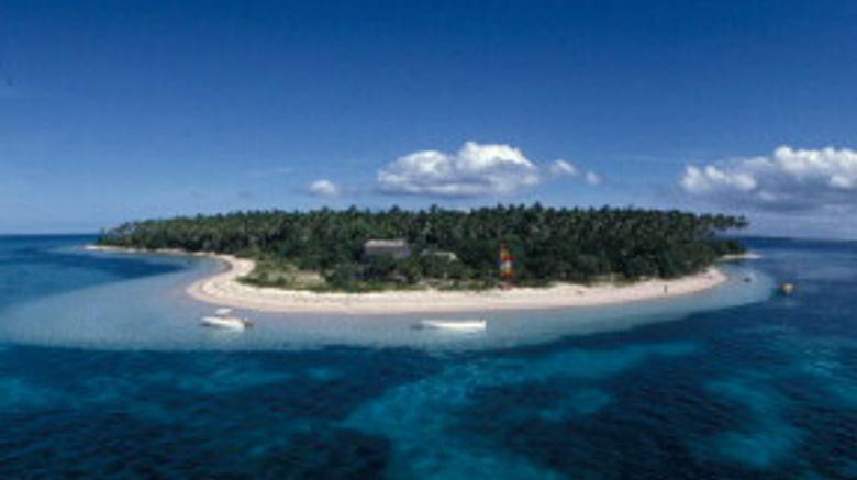 Fafa Island Resort Exterior