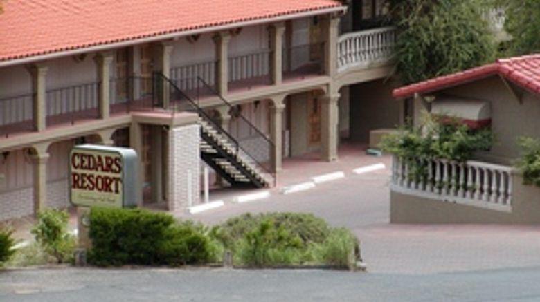 Cedars Resort Exterior