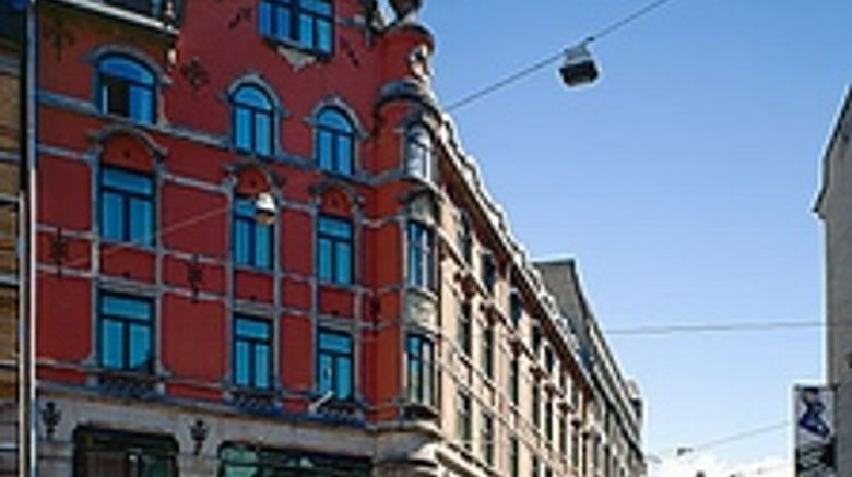 P-Hotels Oslo Exterior