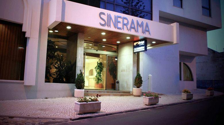 Sinemara Apartment Hotel Exterior
