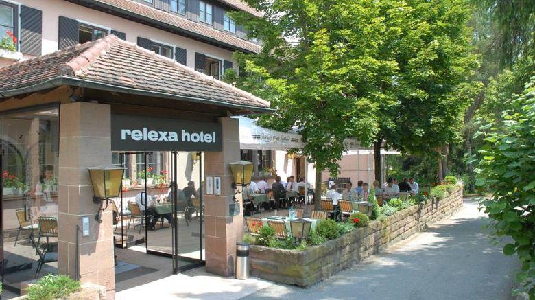 Relexa Waldhotel Schatten Exterior