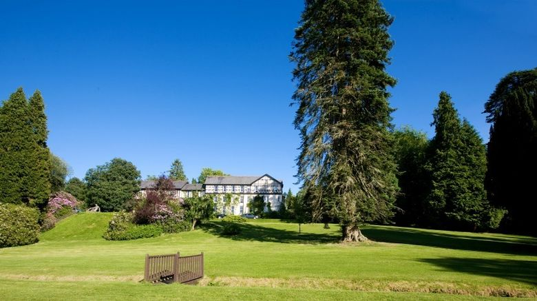 The Lake Country House Hotel Exterior