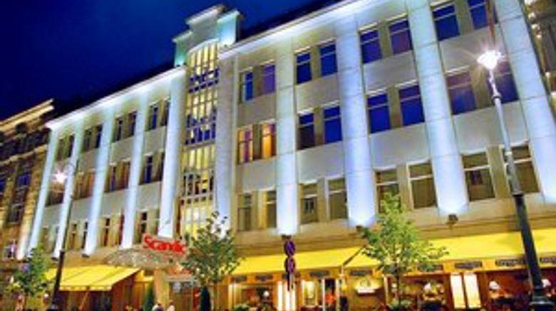 Neringa Hotel Exterior