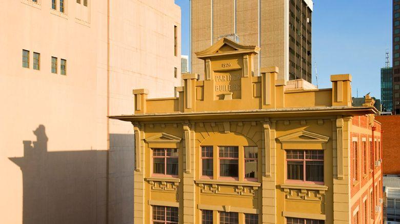 Adelaide Paringa Motel Exterior