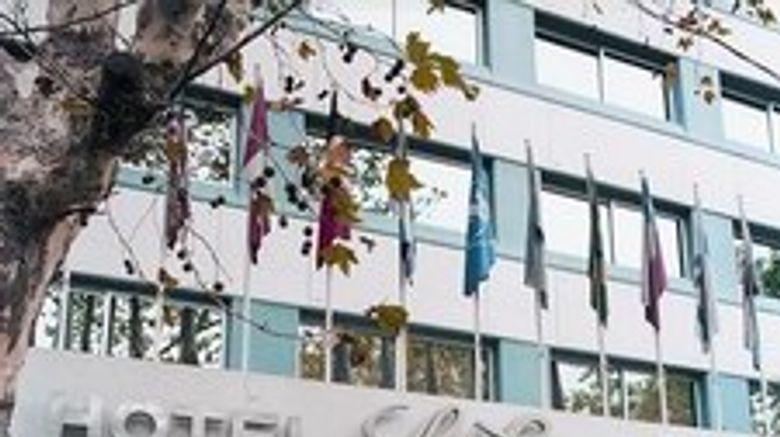 Lafayette Hotel Exterior