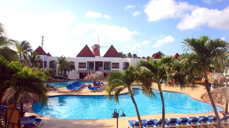 Courtyard by Marriott Aruba Resort Exterior