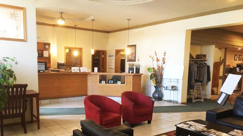 Esterhazy Motor Hotel Lobby