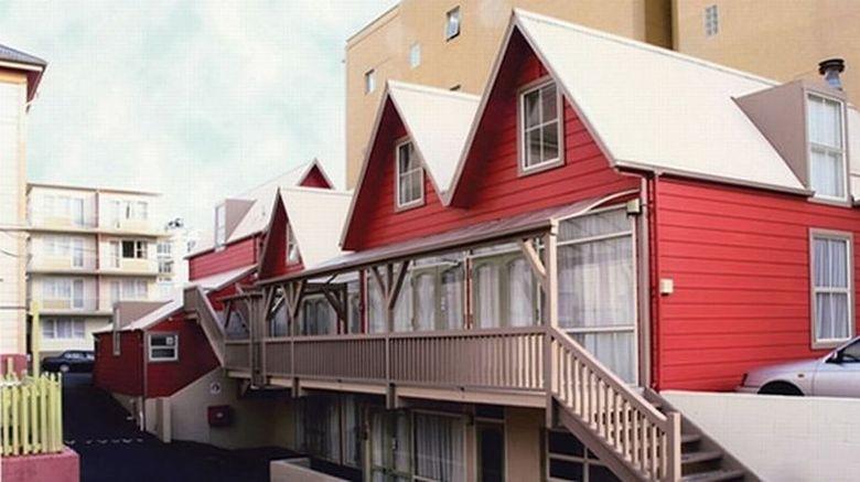 Apollo Lodge Motel Exterior