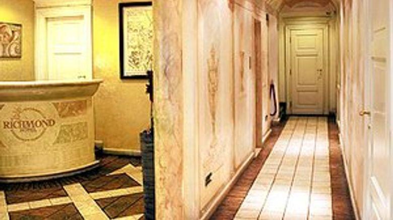 The Richmond Hotel Lobby