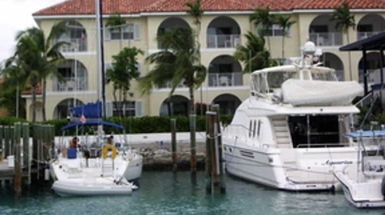 Paradise Harbour Club  and  Marina Exterior