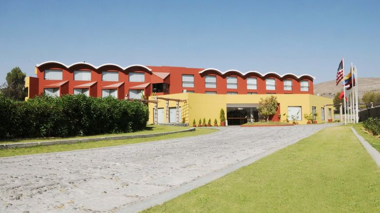 Hotel El Lago Estelar Exterior