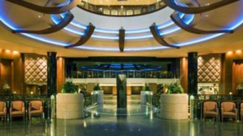 Foxwoods Grand Pequot Tower Lobby