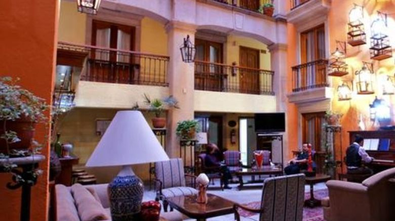 Santiago de Compostela Hotel Lobby