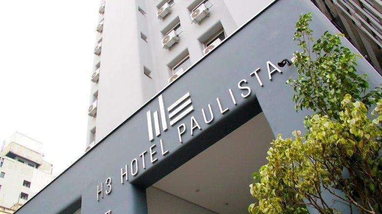 H3 Hotel Paulista Exterior