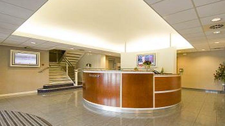 <b>West Ham United Hotel Lobby</b>