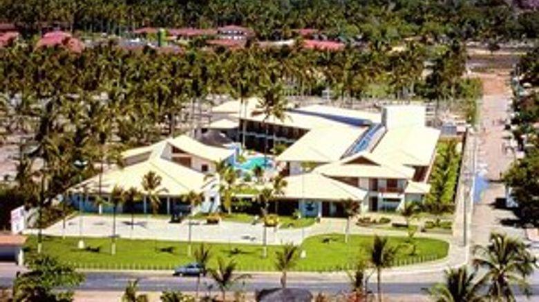 Hotel Praia Exterior