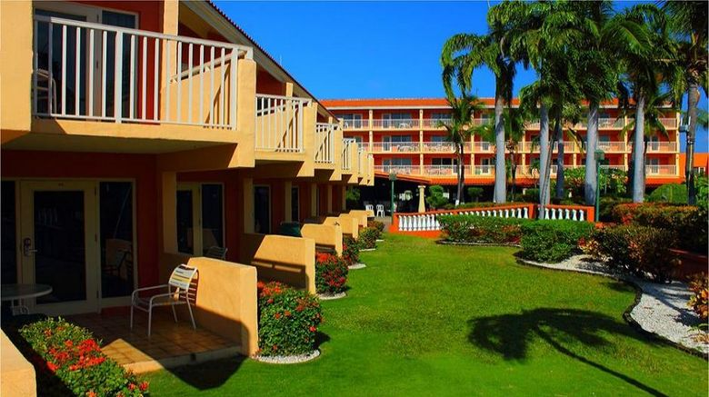 Aruba Beach Club Exterior