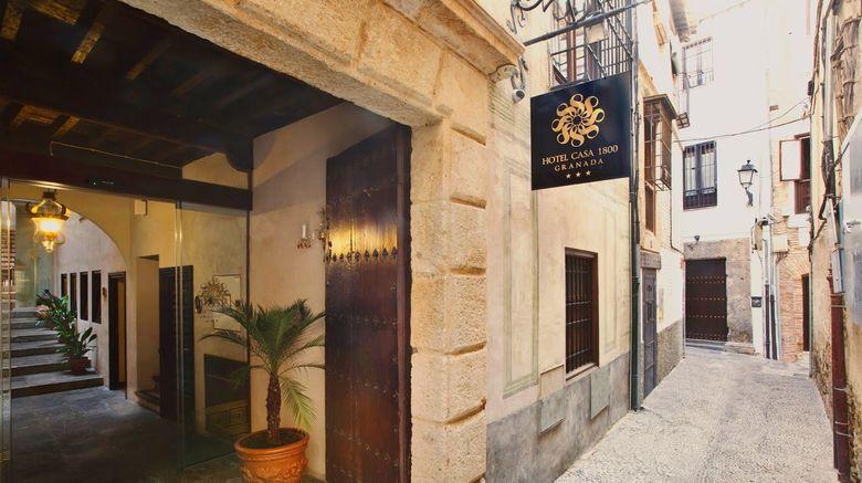 Hotel Casa 1800 Granada Exterior