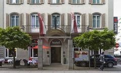 Hotel Wartmann am Bahnhof