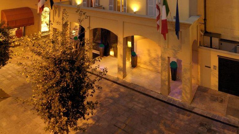 Art Hotel Novecento Exterior
