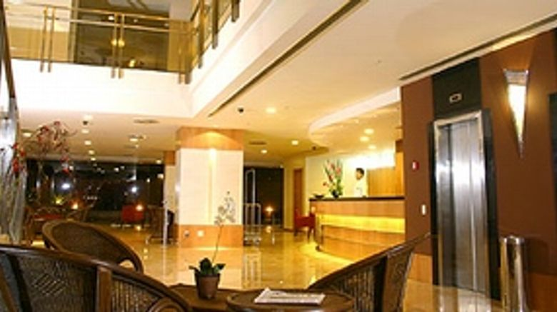 <b>Hotel Fortaleza Lobby</b>