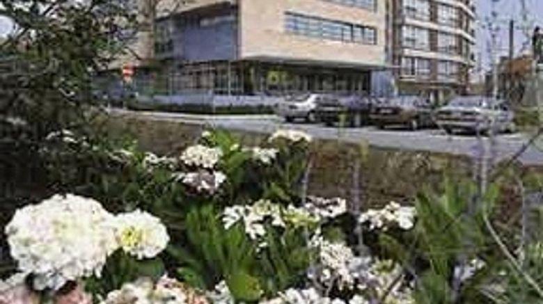 Hotel Pax Exterior