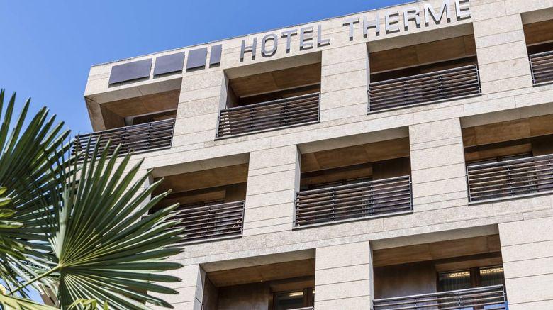 Hotel Therme Merano Exterior