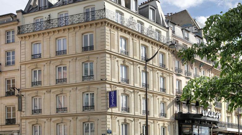 Contact Hotel Alize Montmartre Paris Exterior