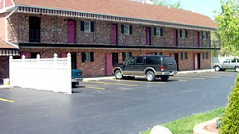 Fellows Creek Motel Canton Exterior