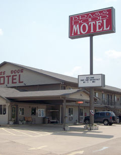 Brass Door Motel