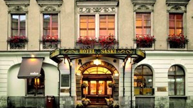 Hotel Saski Exterior