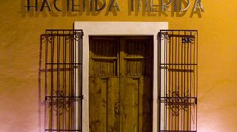 Hotel Hacienda Merida Exterior