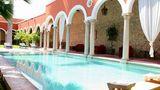 Hotel Hacienda Merida Pool